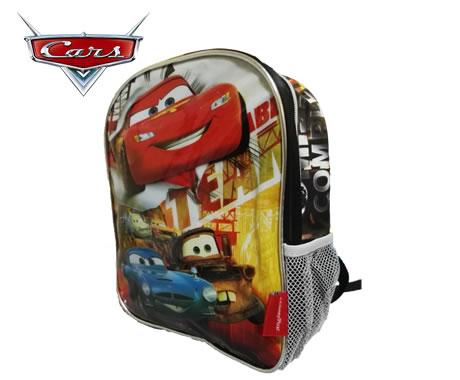 cars-mochila-niño-2-5-añosoriginal-dlectro