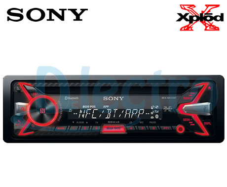 sony-autoradio-xplod-mex-n4150bt-usb-bluetooth