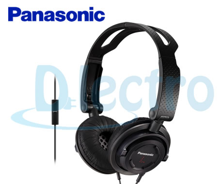 panasonic-audífono-dj-street-rp-djs150me-dlectro
